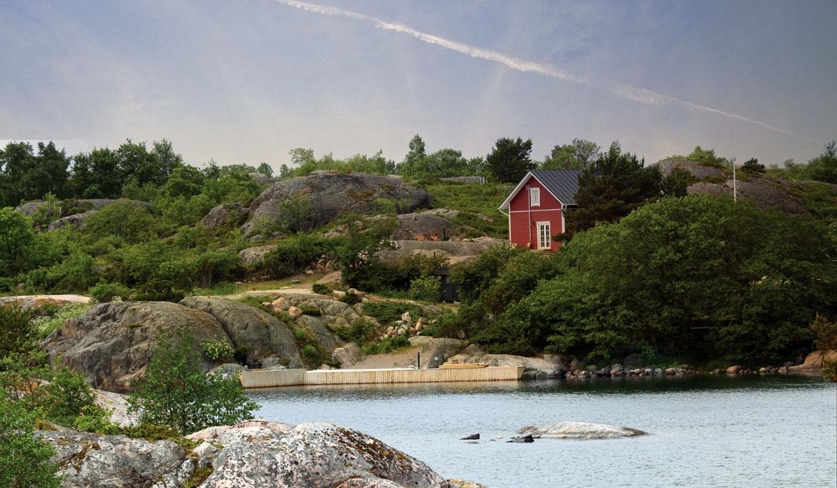 Ferienhaus Kaufen Finnland finnland ferienhaus der insel