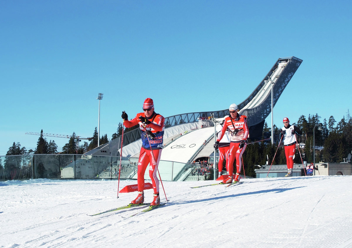 Holmenkollen-Skifestival Oslo