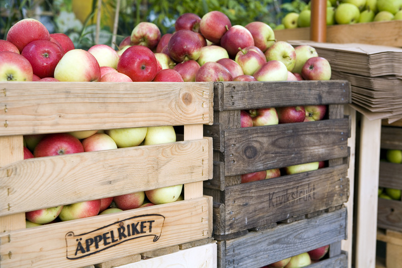 Apfelmarkt Kivik