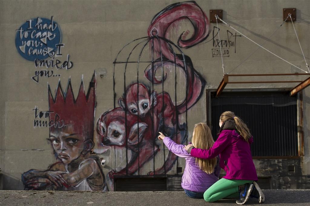 Straßenkunstfestival Stavanger