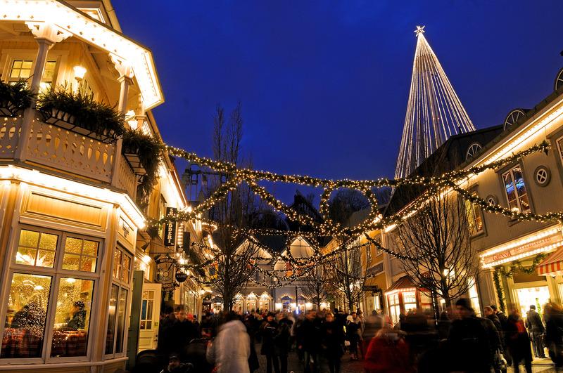 Weihnachtsmarkt Göteborg
