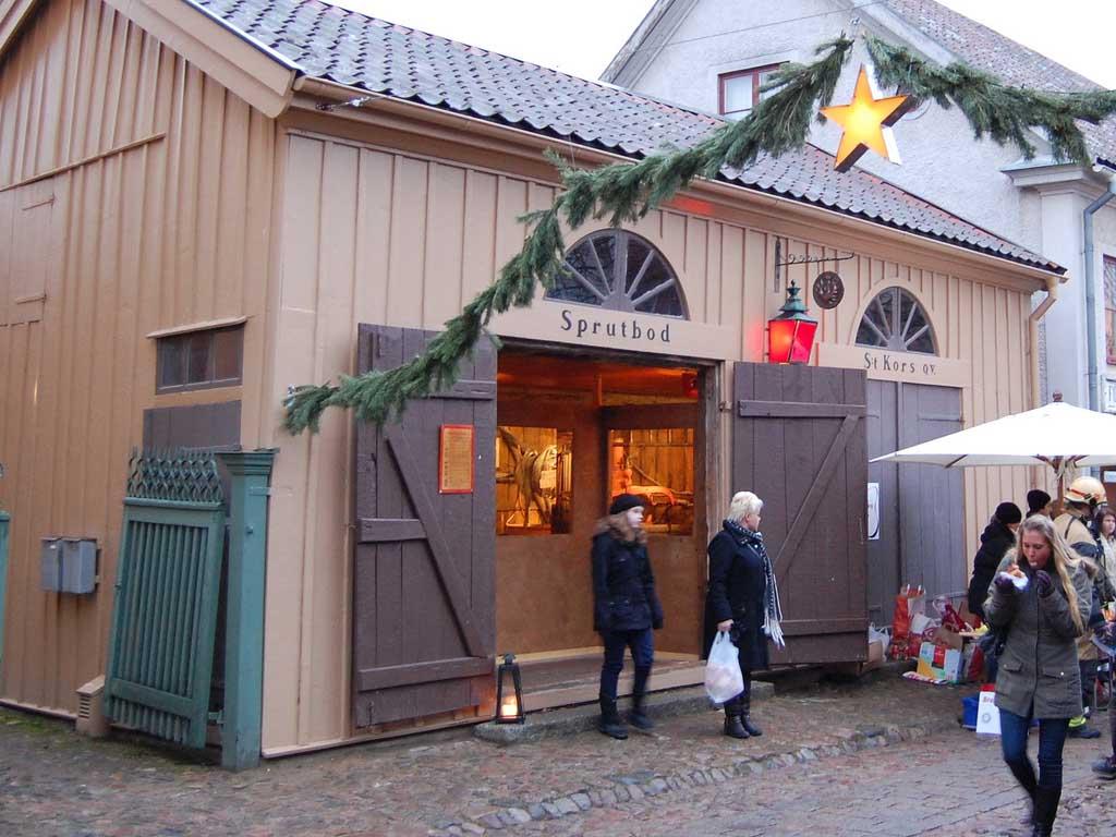 Weihnachtsmarkt Linköping