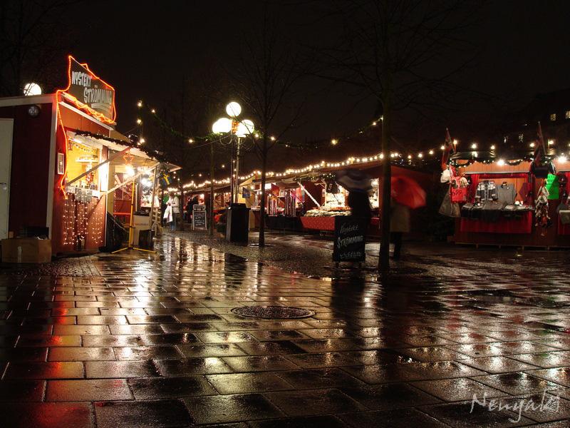 Weihnachtsmarkt Stockholm Kungsträdgården