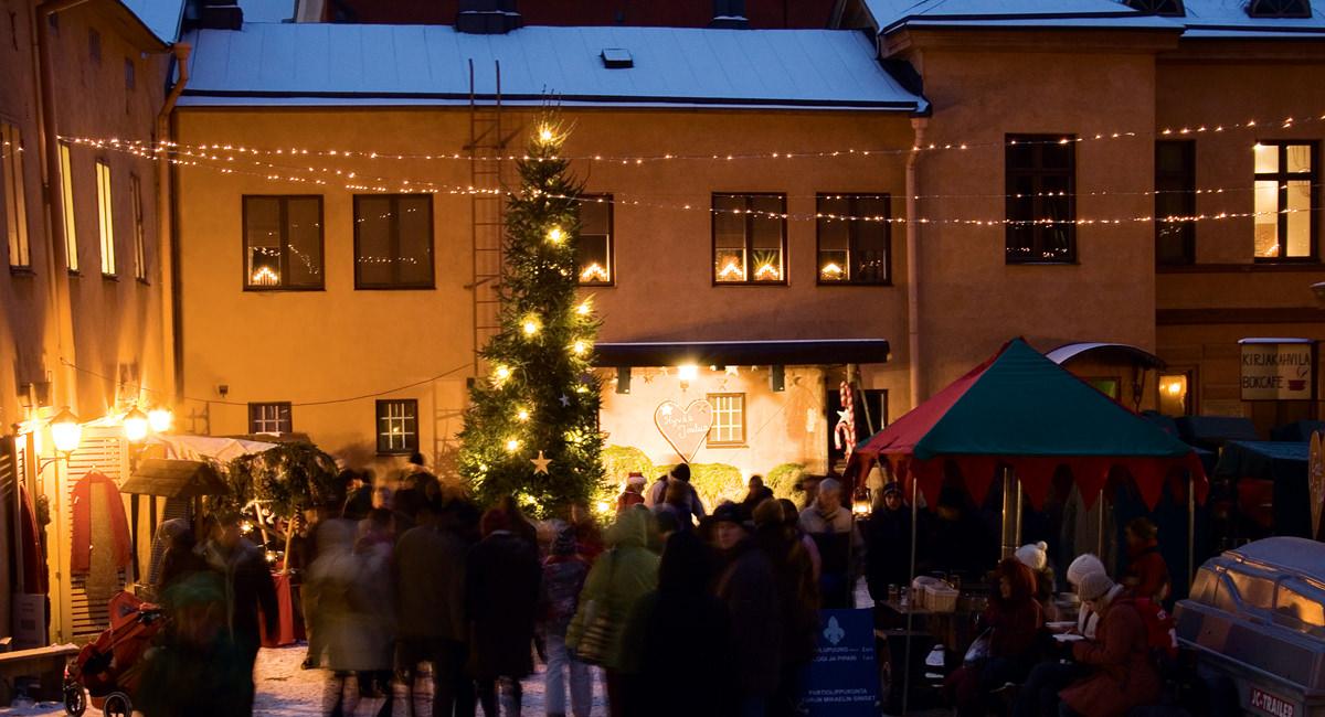 Weihnachtsmarkt Turku