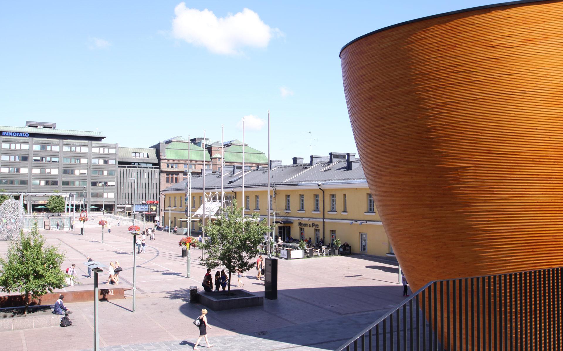 Kamppi Kapelle Helsinki