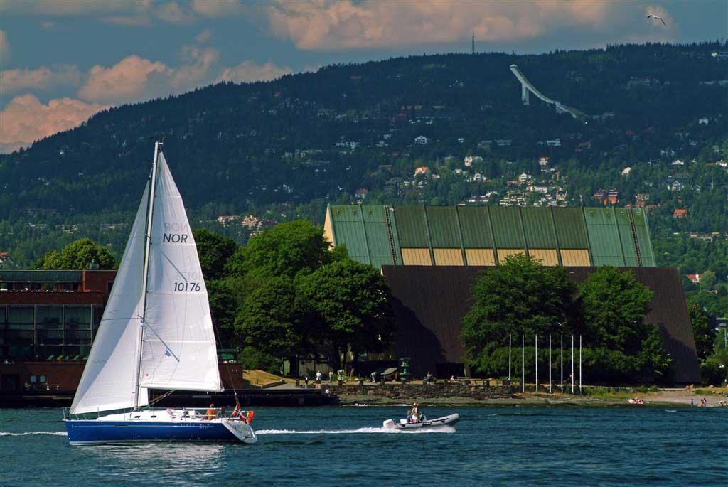 Fram Polarschiffmuseum Oslo