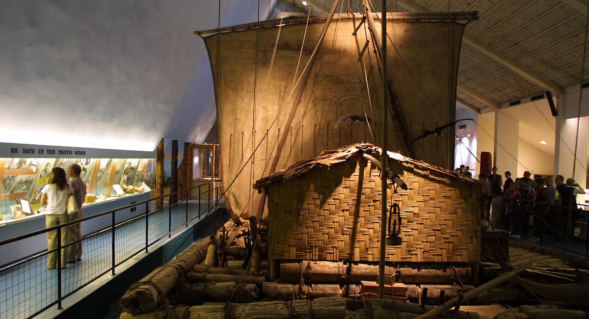 Kon-Tiki-Museum Oslo