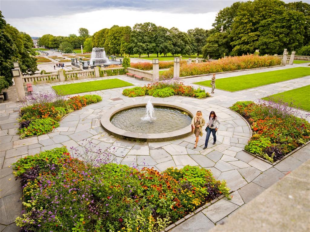 Vigeland Skulpturenpark Oslo