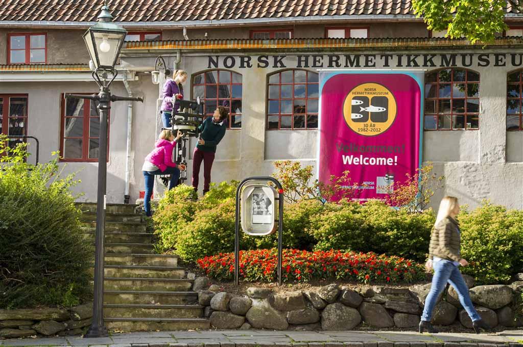 Konservenmuseum Stavanger