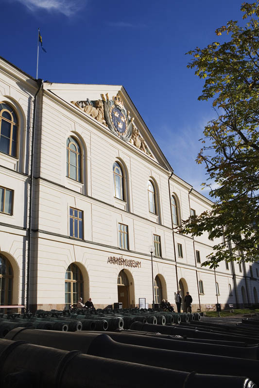 Armeemuseum Stockholm