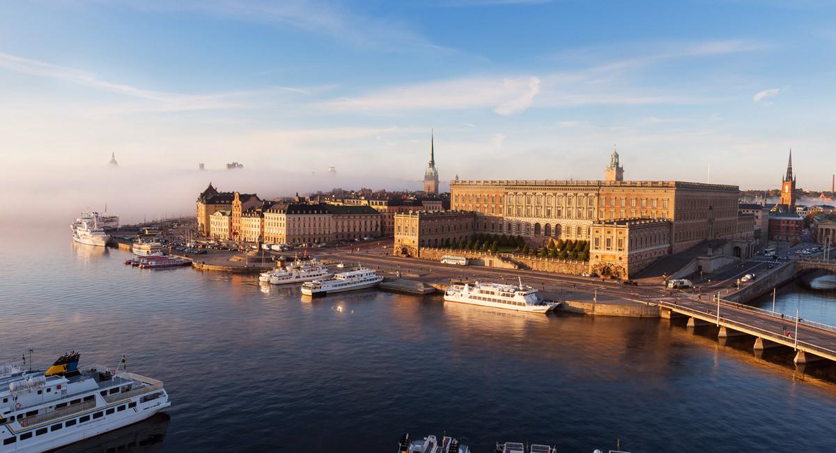 Königliches Schloss Stockholm