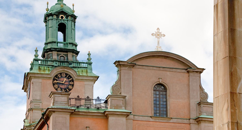 Nikolaikirche Stockholm