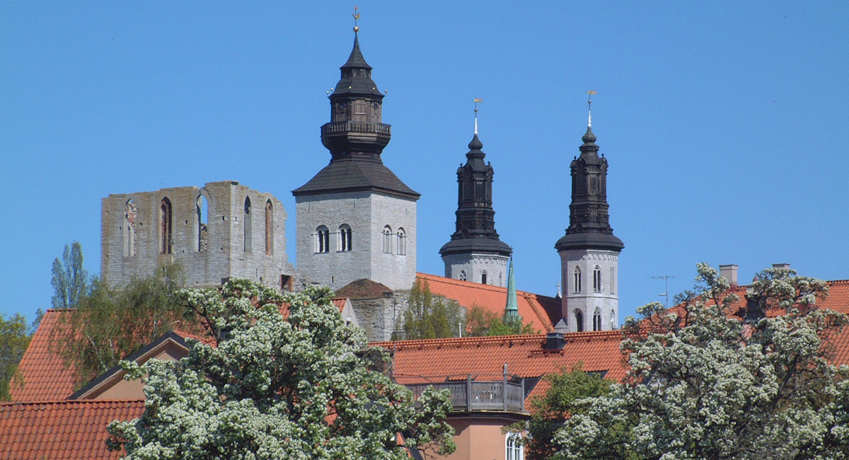 Domkirche Visby